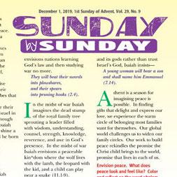 Sunday by Sunday